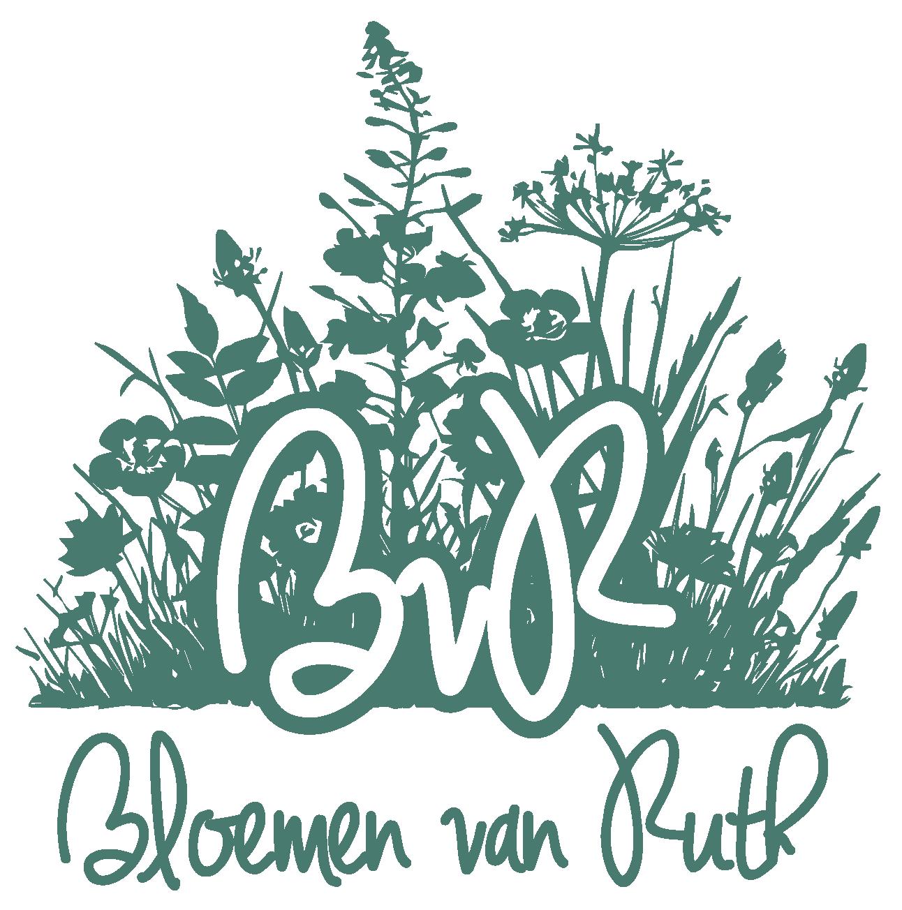 Bloemen van Ruth Logo